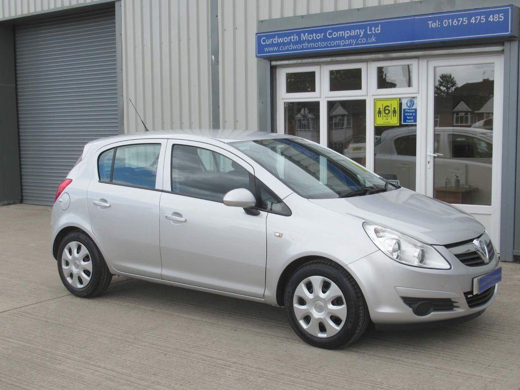 Vauxhall Corsa Hatchback 1.4 i 16v Exclusiv 5dr