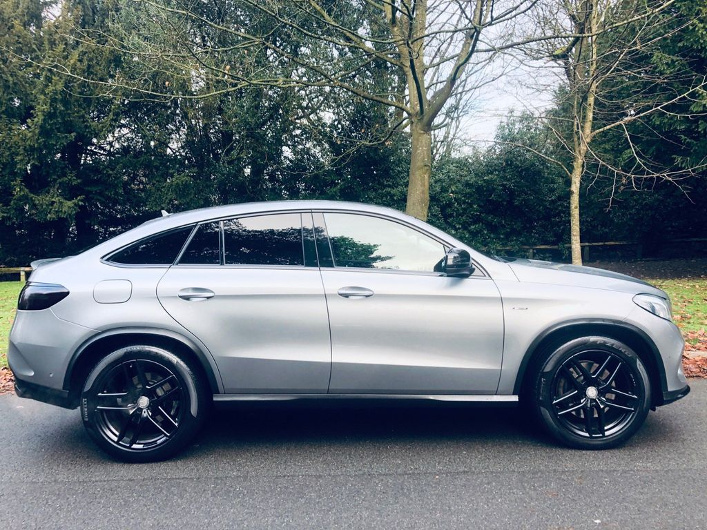 Mercedes-Benz GLE Class Coupe 3.0 GLE450 V6 AMG G-Tronic 4MATIC (s/s) 5dr