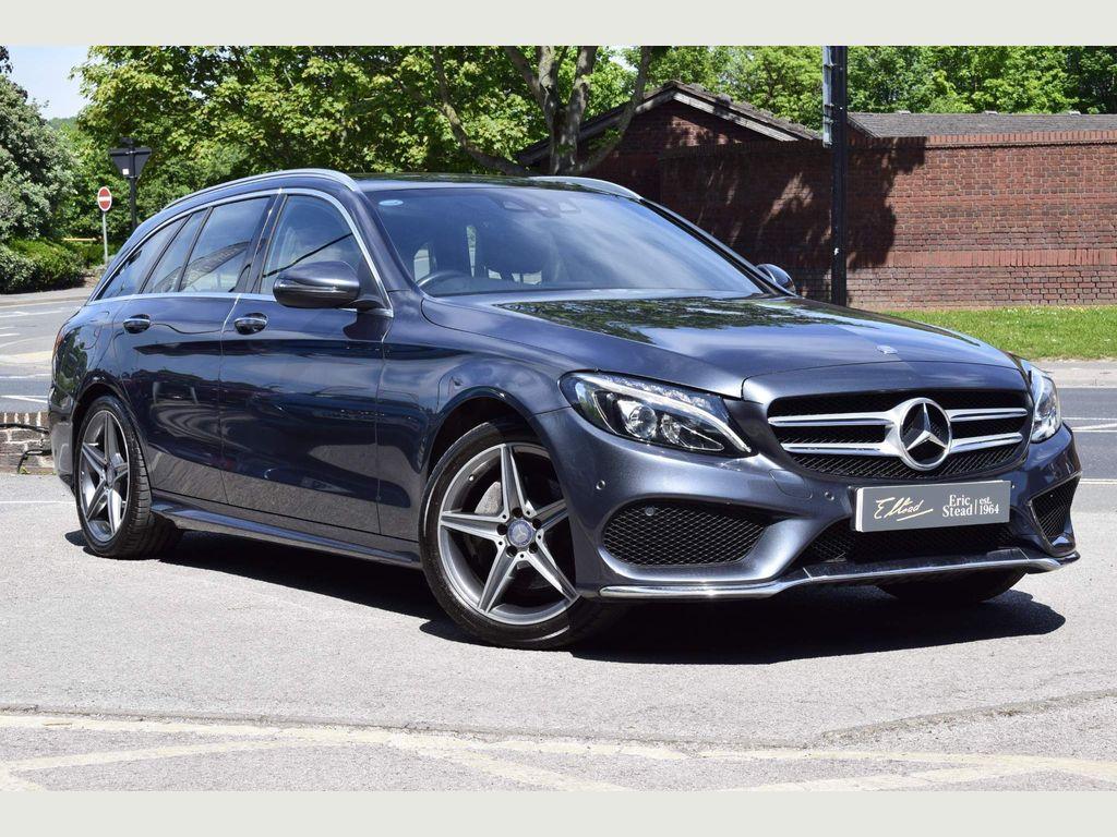 Mercedes-Benz C Class Estate 2.1 C220d AMG Line (Premium) 7G-Tronic+ (s/s) 5dr