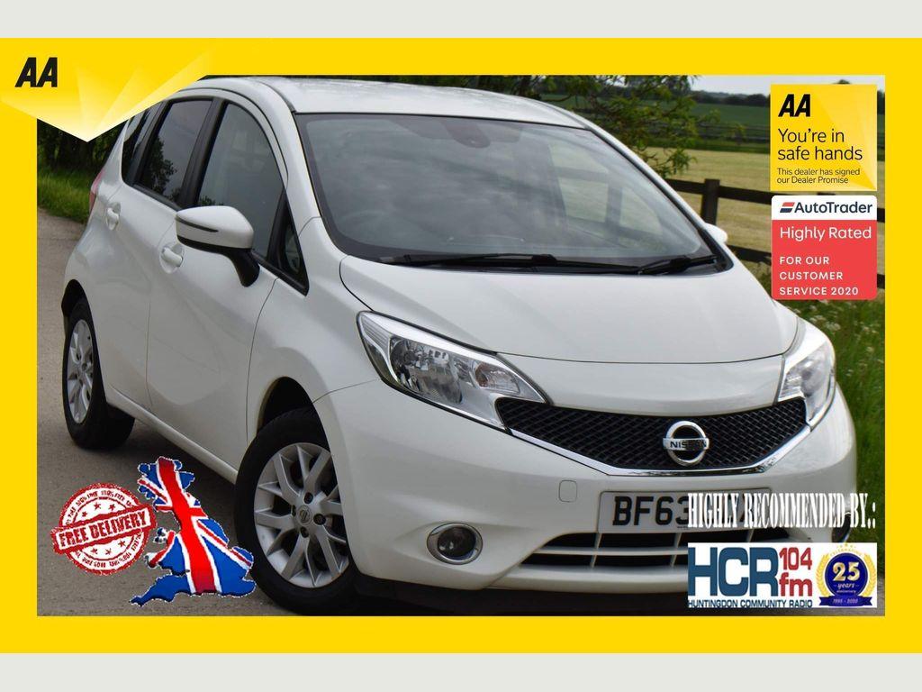 Nissan Note Hatchback 1.2 12V Acenta Premium 5dr