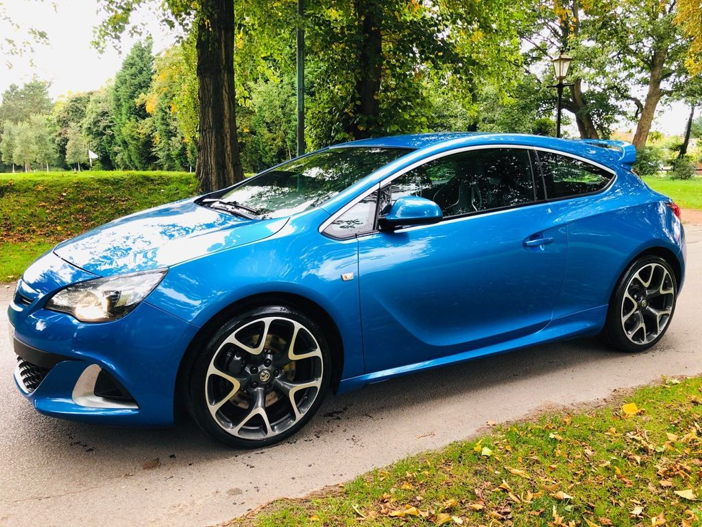 Vauxhall Astra Hatchback 2.0 i 16v VXR 3dr