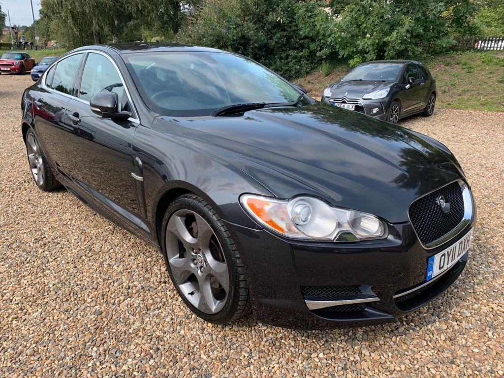 Jaguar XF Saloon 3.0 TD V6 S Premium Luxury 4dr