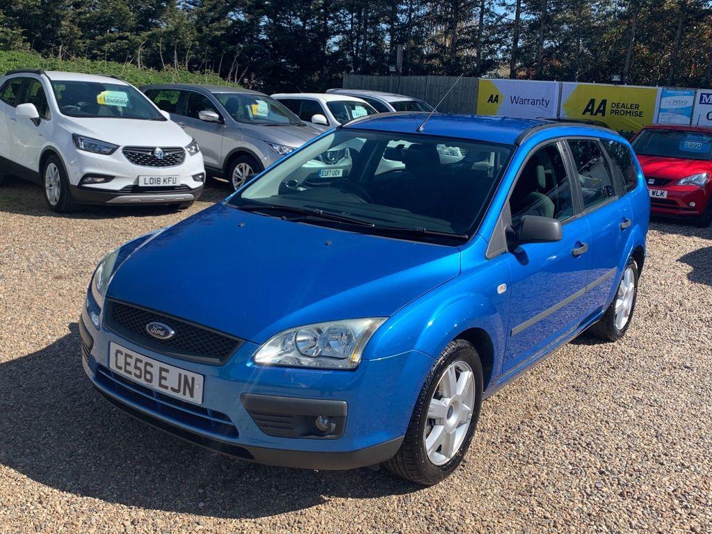 Ford Focus Estate 1.6 Sport 5dr