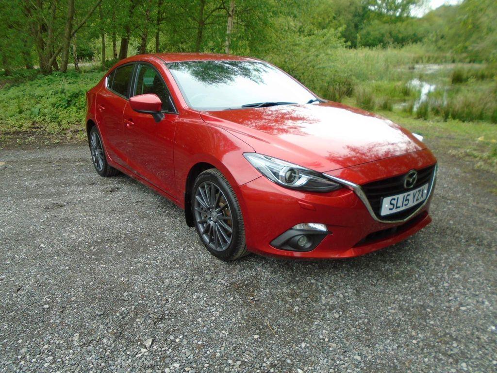 Mazda Mazda3 Saloon 2.0 SKYACTIV-G SE-L Nav Fastback 4dr
