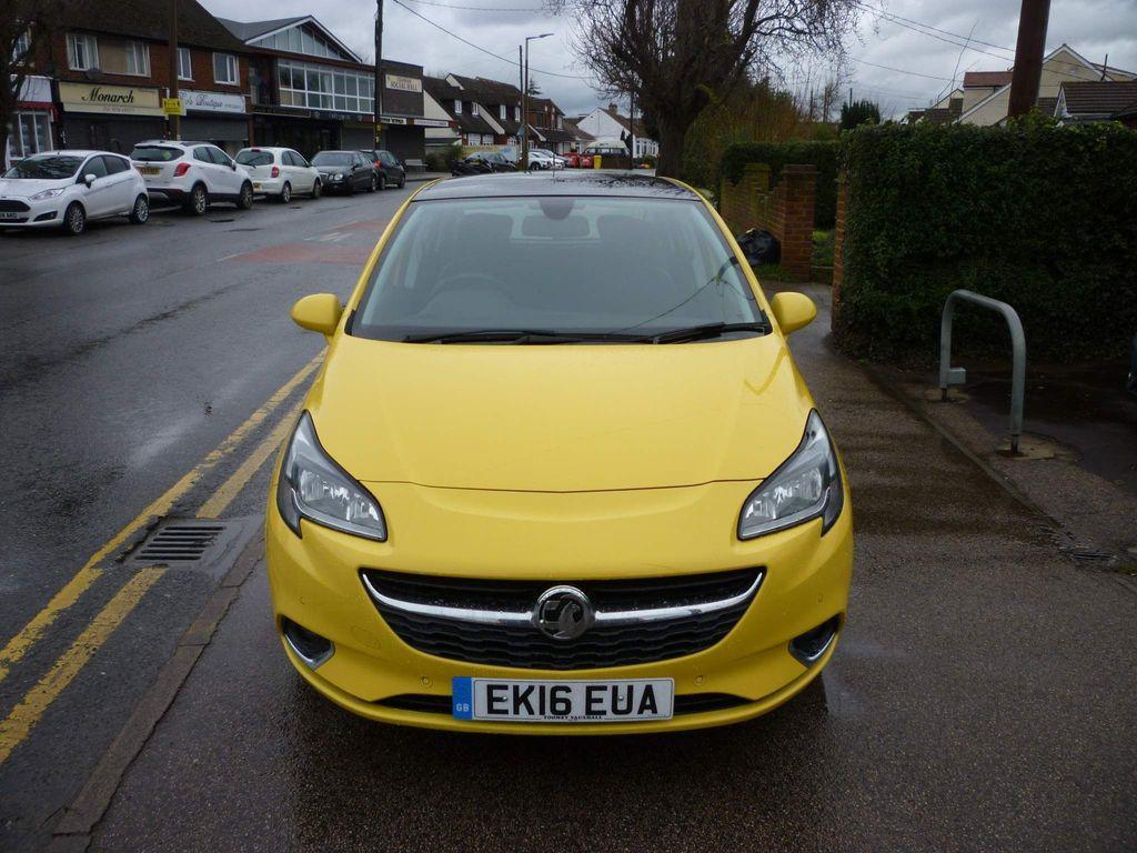 Vauxhall Corsa Hatchback 1.4i Turbo ecoFLEX SE (s/s) 5dr