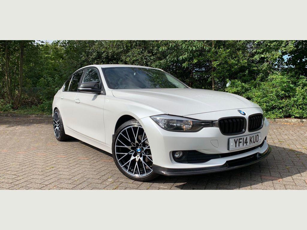 BMW 3 Series Saloon 320d EfficientDynamics Business Edition
