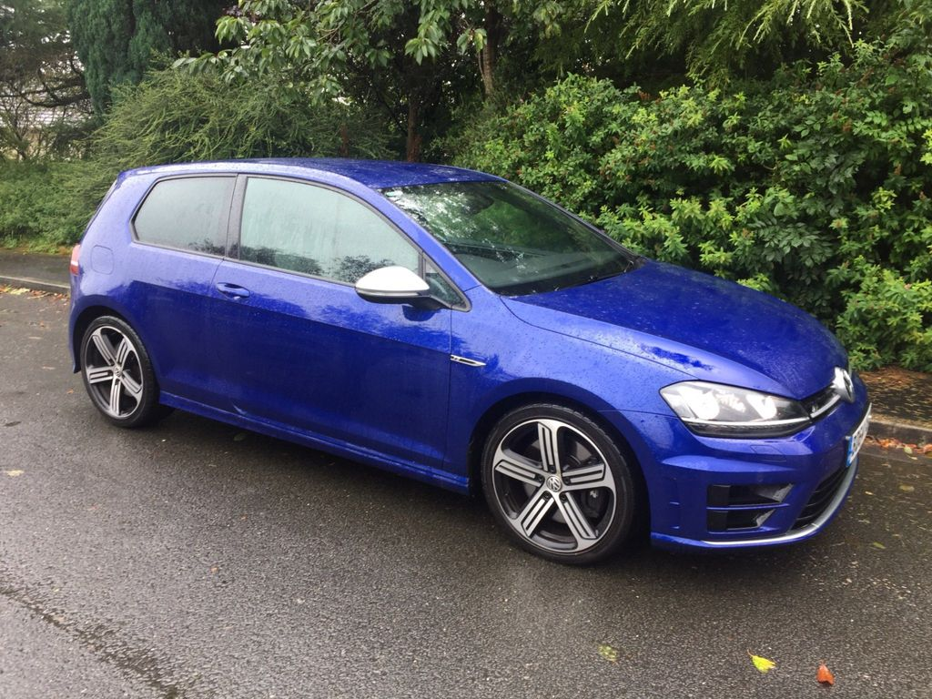 VOLKSWAGEN GOLF Hatchback 2.0 TSI BlueMotion Tech R 4MOTION (s/s) 3dr