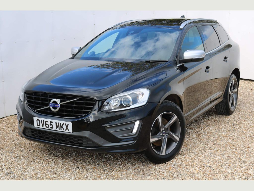 Volvo XC60 SUV 2.4 D4 R-Design Lux Geartronic AWD 5dr