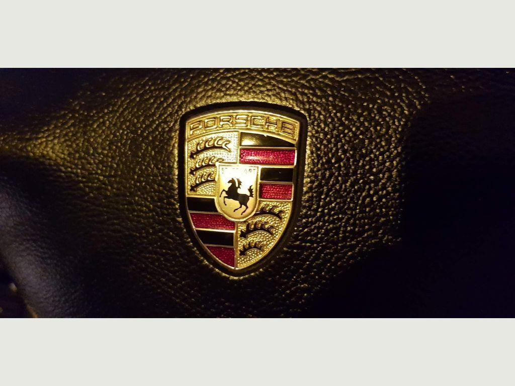 Porsche Boxster Convertible 2.7 986 Tiptronic S 2dr