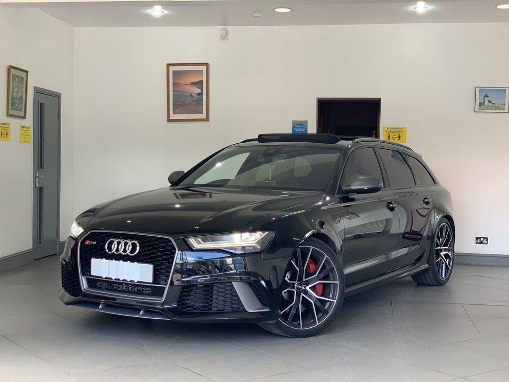 Used Audi Rs6 Avant Estate 4.0 Tfsi V8 Performance Avant ...