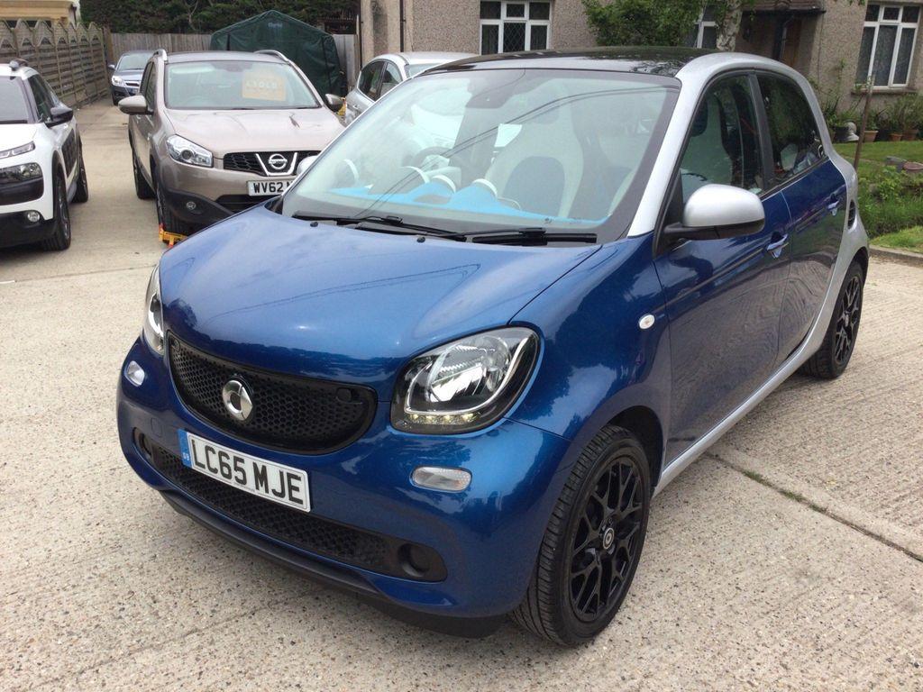 Smart forfour Hatchback 0.9T Proxy (Premium) (s/s) 5dr