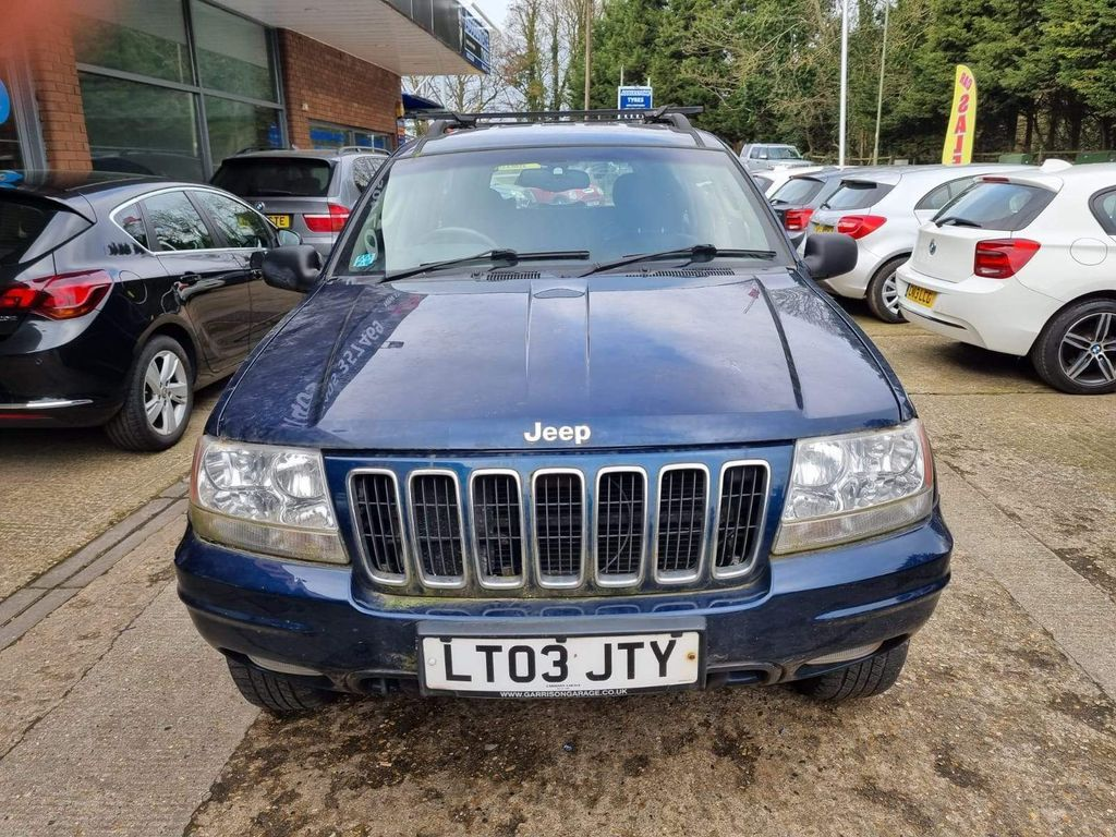 Jeep Grand Cherokee SUV 4.7 V8 Limited 4x4 5dr