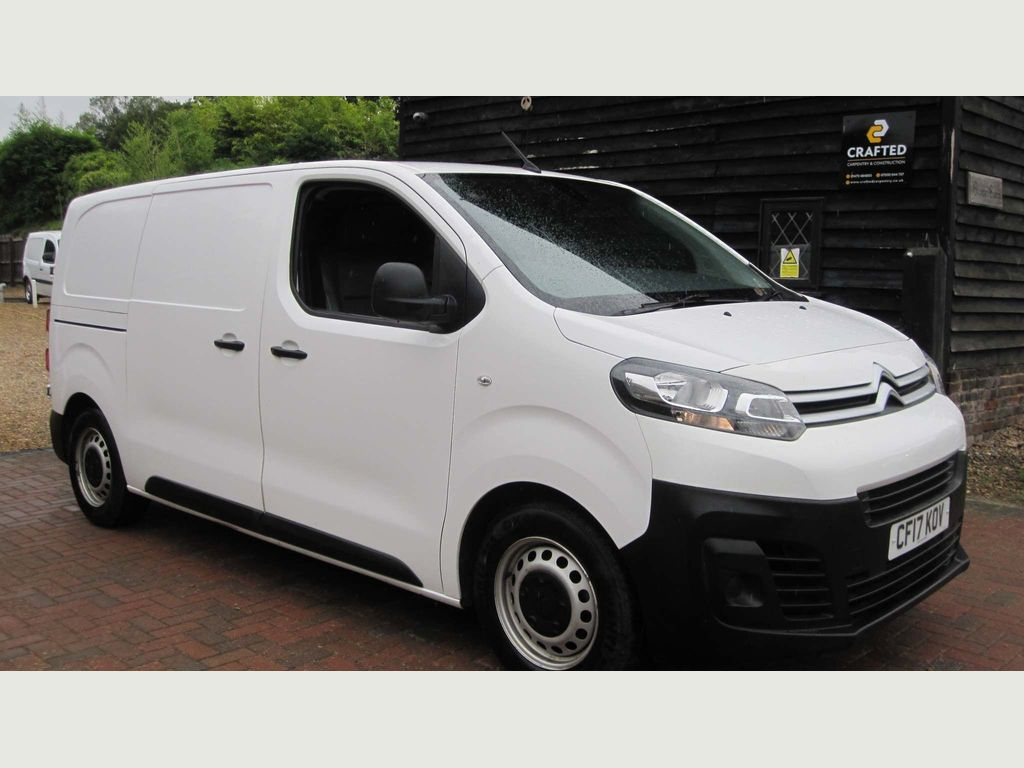 Citroen Dispatch Panel Van 1.6 BlueHDi 1000 Enterprise M MWB EU6 (s/s) 6dr