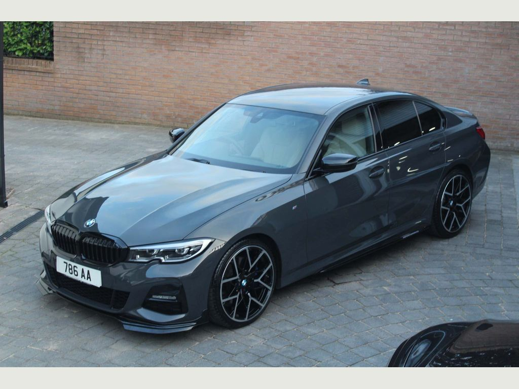 BMW 3 Series Saloon 2.0 320i M Sport Plus Edition Auto (s/s) 4dr