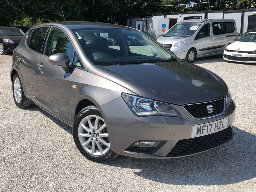 SEAT Ibiza Hatchback 1.0 SE Technology 5dr