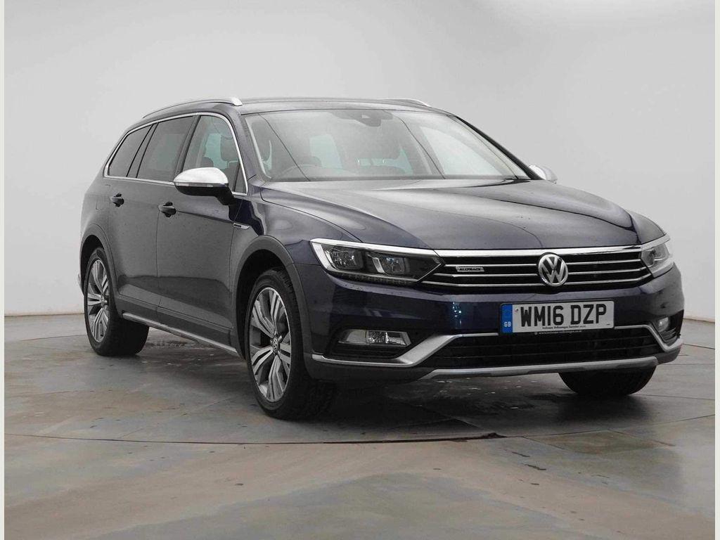 Volkswagen Passat Estate 2.0 TDI BlueMotion Tech Alltrack DSG 4Motion (s/s) 5dr