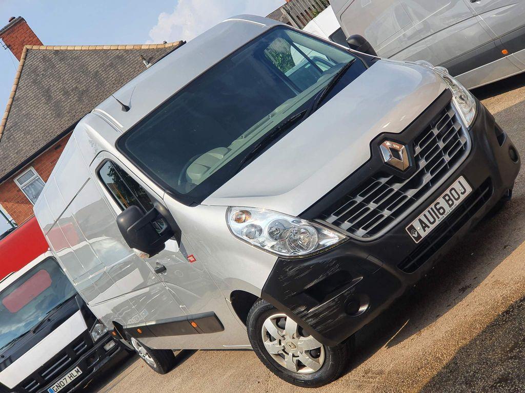 Renault Master Panel Van 2.3 dCi 45 Business Panel Van RWD LWB