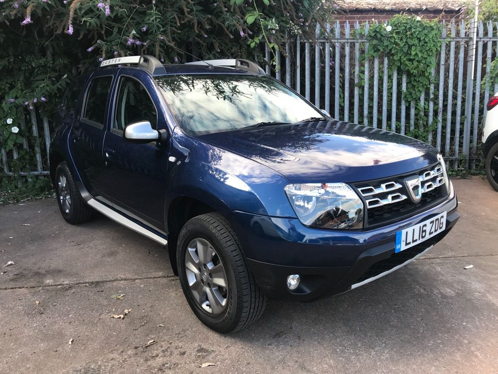 Dacia Duster SUV 1.5 dCi Laureate (s/s) 5dr