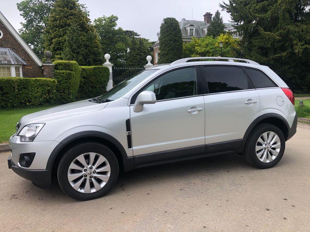 Vauxhall Antara SUV 2.2 CDTi Exclusiv AWD (s/s) 5dr