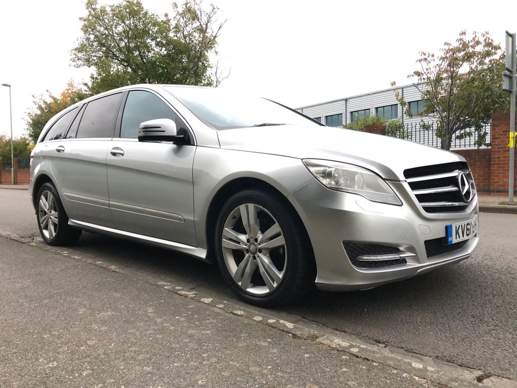 Mercedes-Benz R Class MPV 3.0 R350 CDI L 7G-Tronic Plus 5dr (7 seats)