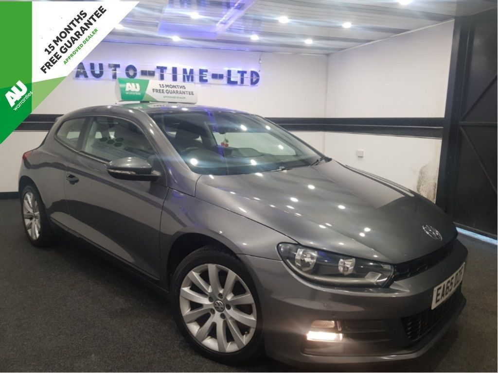 Volkswagen Scirocco Coupe 2.0 TDI BlueMotion Tech Hatchback DSG 3dr