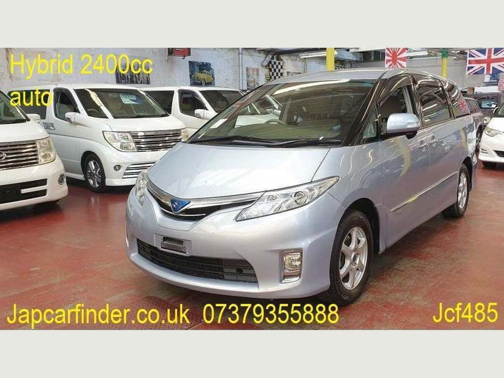 TOYOTA ESTIMA MPV Hybrid Petrol,Recliner seats,power door
