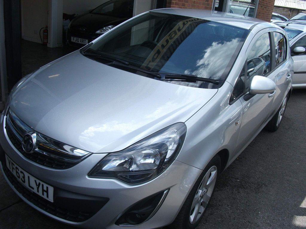 Vauxhall Corsa Hatchback 1.3 CDTi ecoFLEX 16v SXi 5dr (a/c)