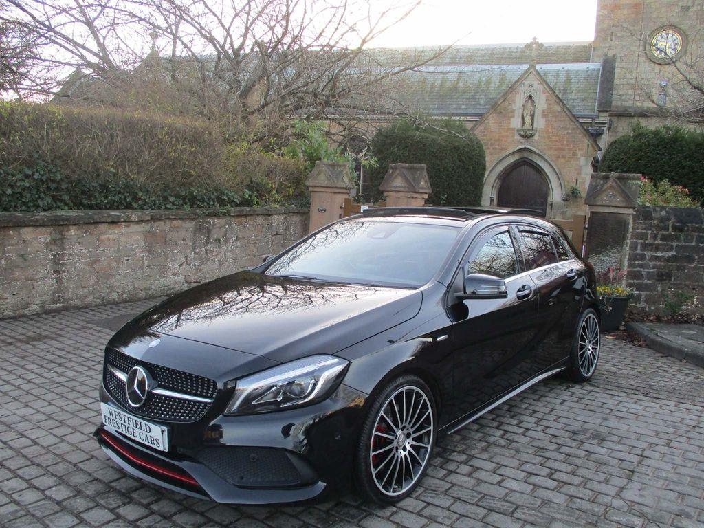 Mercedes-Benz A Class Hatchback 2.0 A250 AMG (Premium) 7G-DCT 4MATIC (s/s) 5dr