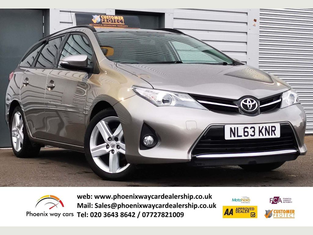 Toyota Auris Estate 1.6 V-Matic Sport 5dr