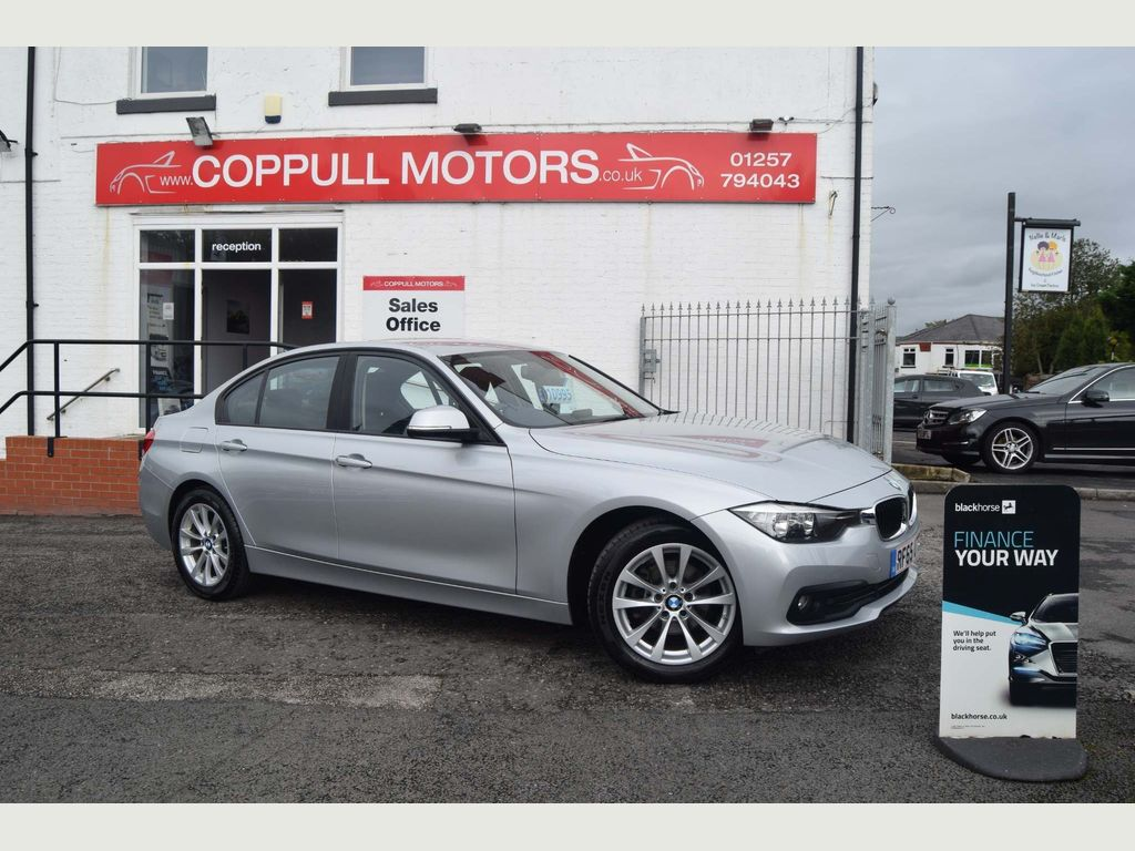 BMW 3 Series Saloon 1.5 318i SE (s/s) 4dr