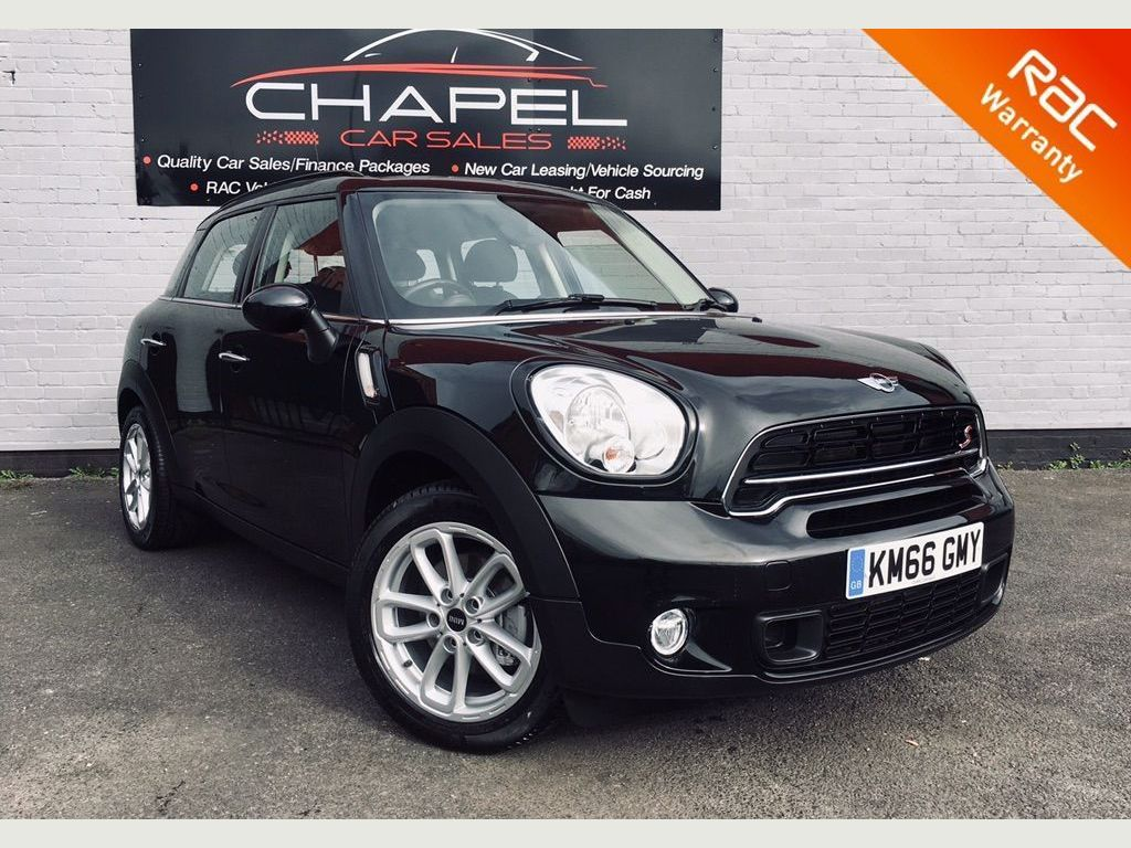 MINI Countryman Hatchback 2.0 Cooper SD (s/s) 5dr