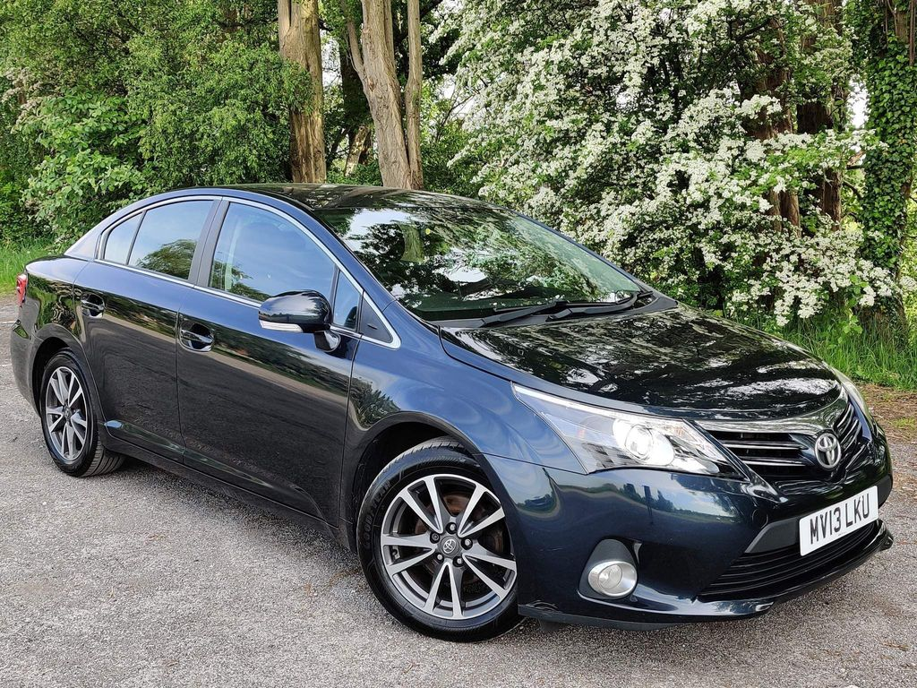 Toyota Avensis Saloon 1.8 V-Matic Icon 4dr