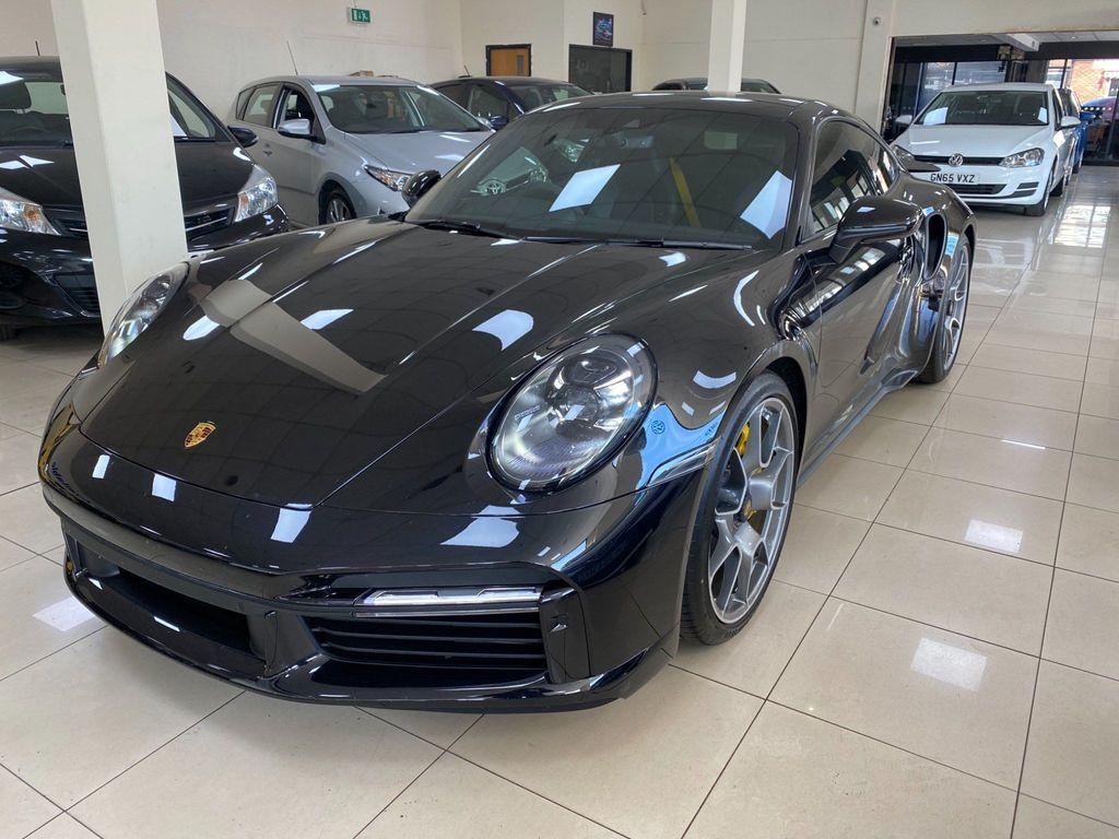 Porsche 911 Coupe 3.8T 992 Turbo S PDK 4WD (s/s) 2dr