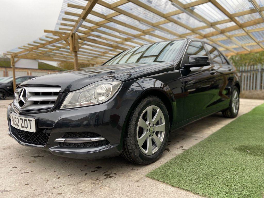 Mercedes-Benz C Class Saloon 1.6 C180 SE (Executive) 7G-Tronic Plus 4dr