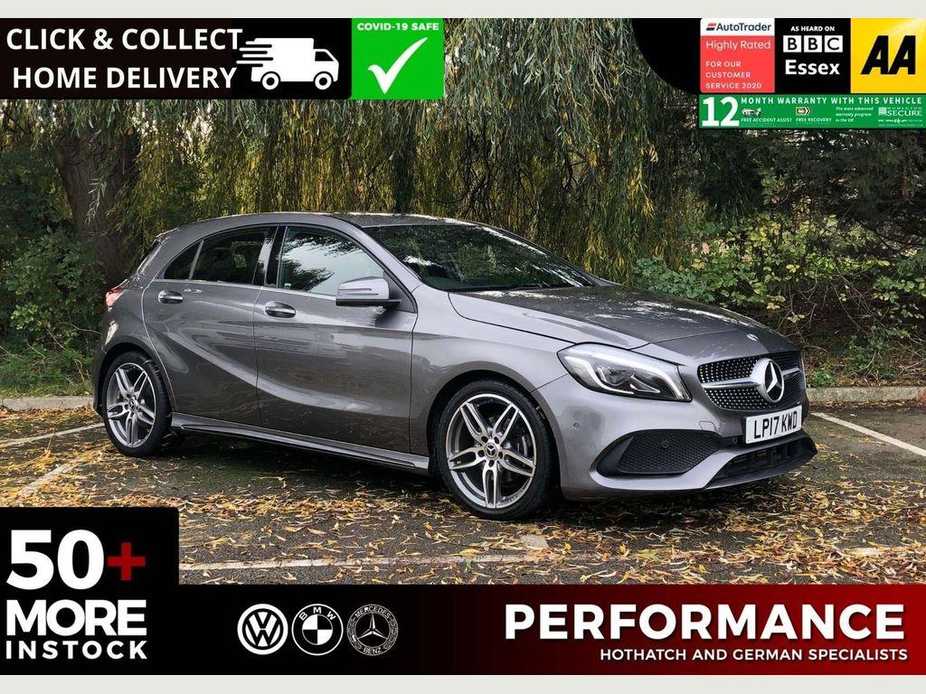 Mercedes-Benz A Class Hatchback 1.6 A160 AMG Line (Premium) (s/s) 5dr