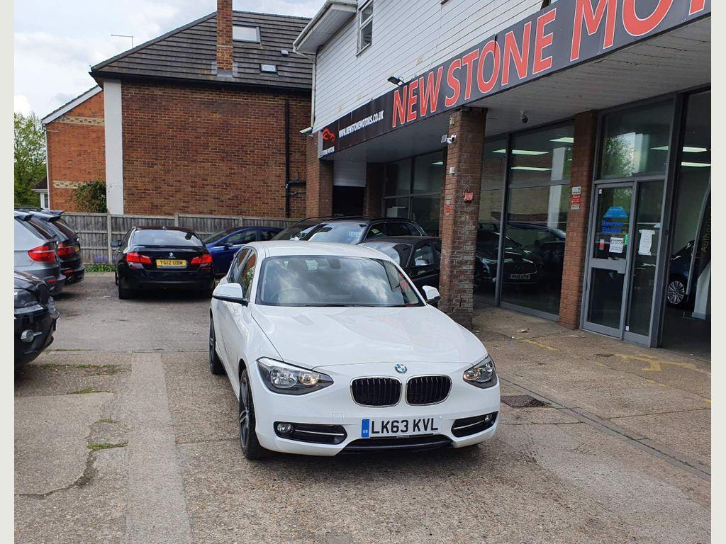 BMW 1 Series Hatchback 1.6 114i Sport Sports Hatch (s/s) 5dr