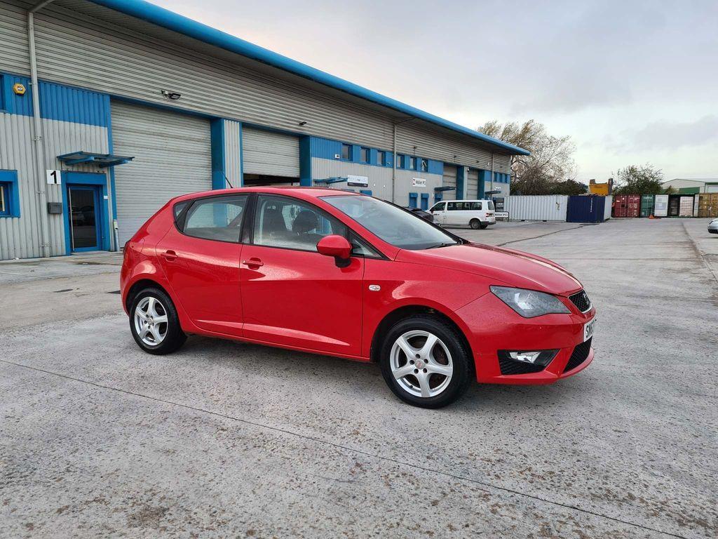 SEAT Ibiza Hatchback 1.2 TSI FR 5dr