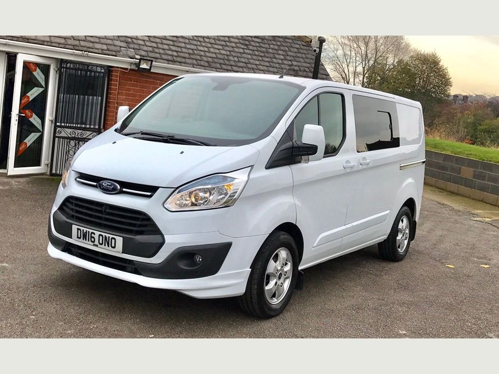 Ford Transit Custom Other 2.0 TDCi 290 L1H1 Trend Double Cab-in-Van 6dr (EU6)
