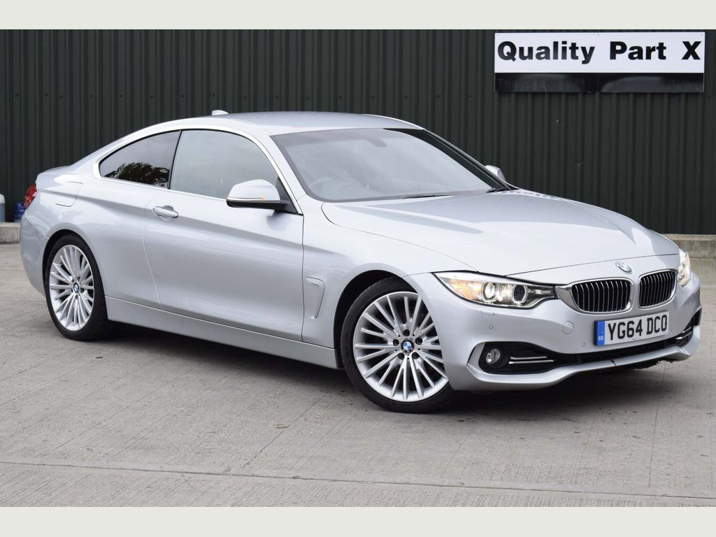 BMW 4 Series Coupe 3.0 430d Luxury 2dr