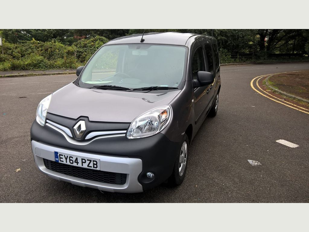 Renault Kangoo Maxi Other 1.5 dCi LL21 90 Maxi Phase 2 Crew Van 6dr