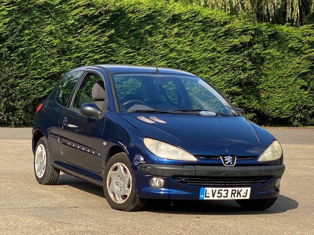 Peugeot 206 Hatchback 1.1 Look 3dr