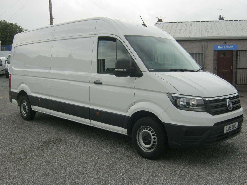 Volkswagen Crafter Panel Van 2.0TDi 140PS CR35 LWB HIGHROOF STARTLINE