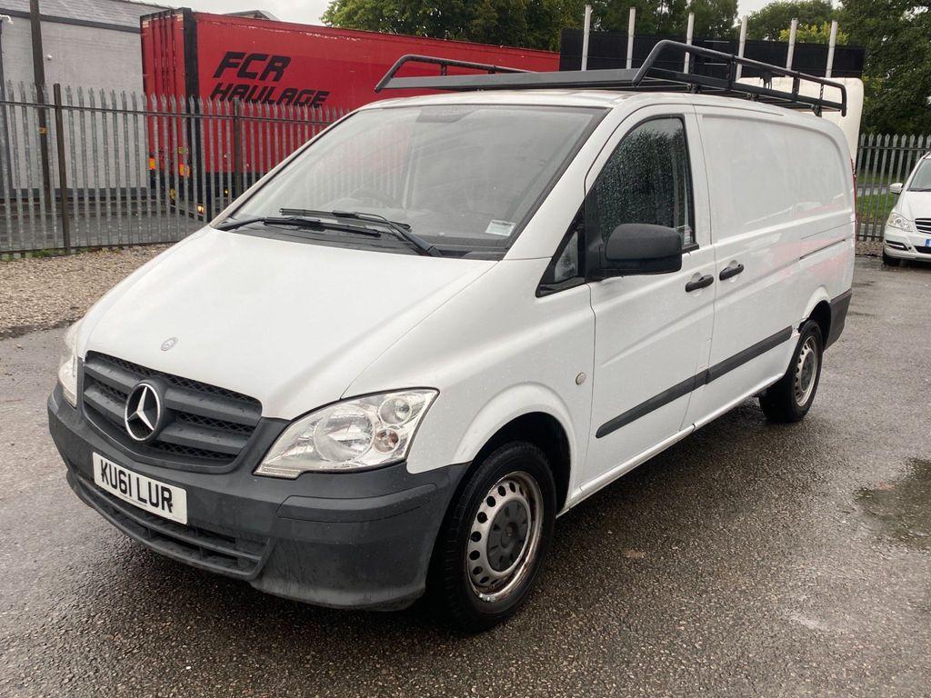 Mercedes-Benz Vito Panel Van 2.1 110CDI Compact Panel Van SWB 5dr (EU5)
