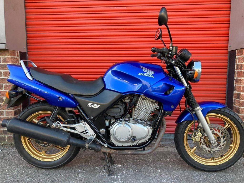 Honda CB500 Roadster/Retro 500 Sport Y
