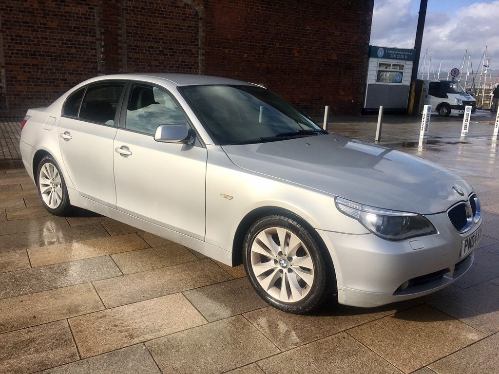 BMW 5 SERIES Saloon 2.5 525i SE 4dr