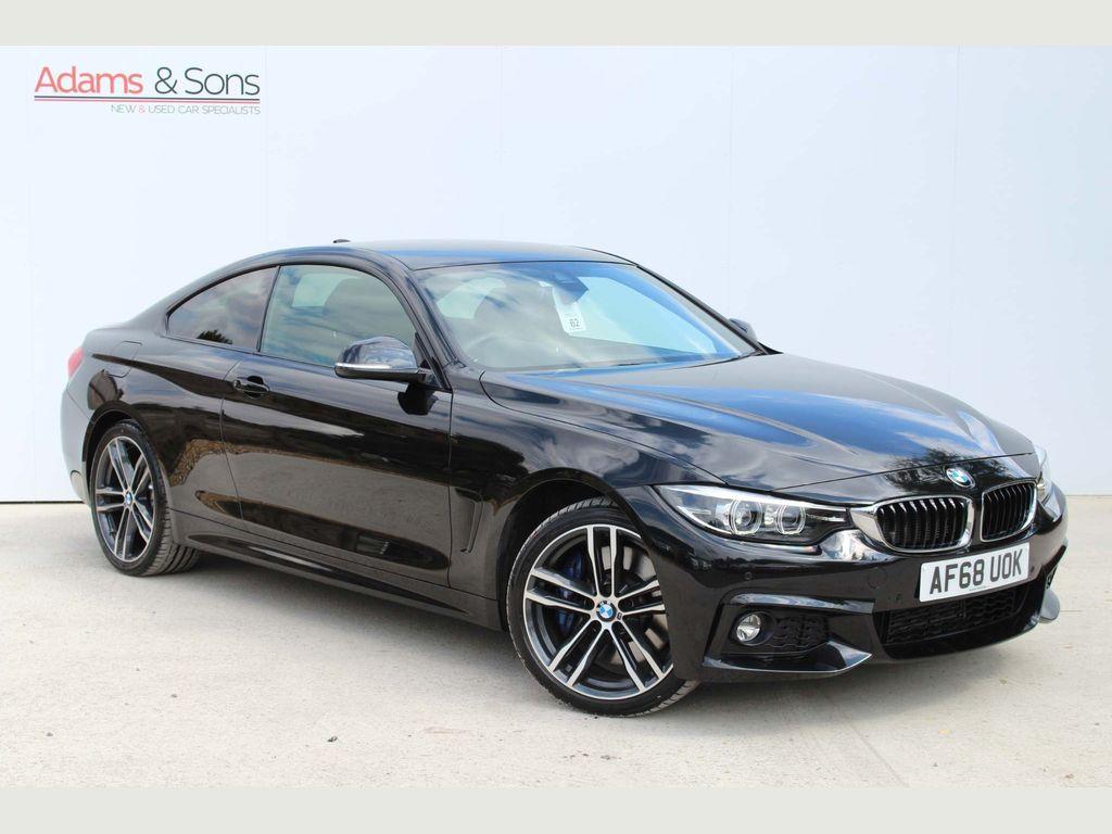 BMW 4 Series Coupe 3.0 430d M Sport Auto xDrive (s/s) 2dr