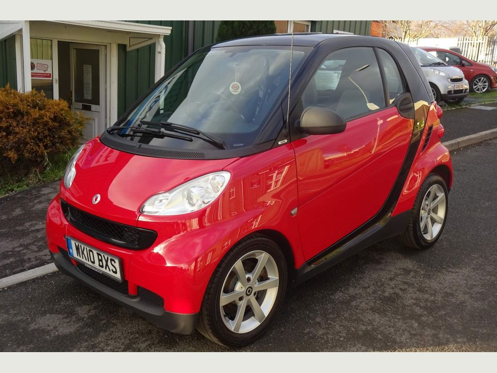 Smart fortwo Coupe 1.0 MHD Pulse 2dr