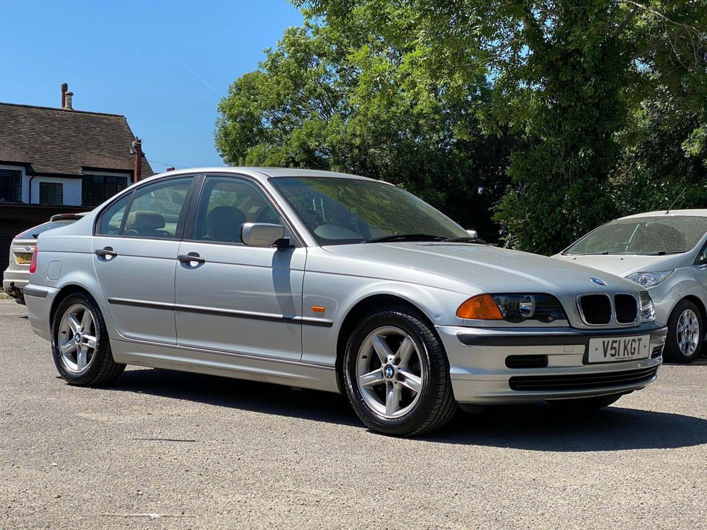 BMW 3 Series Saloon 1.9 318i 4dr