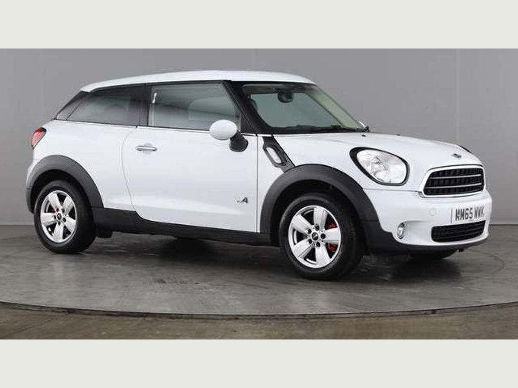 MINI Paceman Hatchback 1.6 Cooper D ALL4 (s/s) 3dr