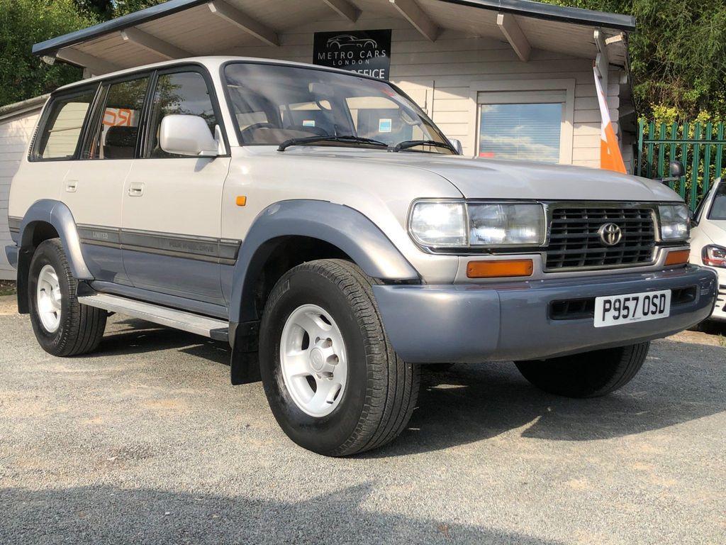 Toyota Land Cruiser SUV 4.2 TD VX 24 Valve Automatic
